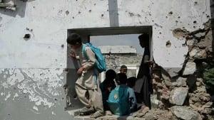 Afghanistan: Unterricht zwischen den Fronten