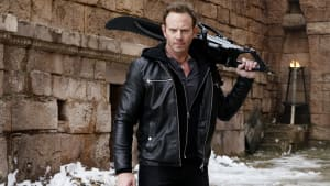 Ian Ziering thought 'Sharknado' would end his career