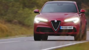 Der Alfa Romeo Stelvio Quadrifoglio Überblick