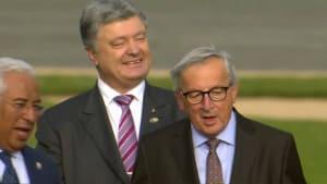 Operation: Jean-Claude Juncker muss seinen Urlaub unterbrechen