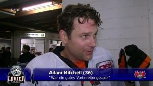 """Adam Mitchell: """"Winterderby - das ist ein wenig mein Kindheitstraum"""""""