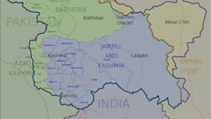 Here's What's Happening With Kashmir