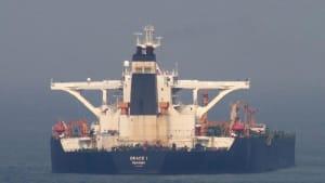 """Gibraltar: Der Konflikt um Supertanker """"Grace 1"""" spitzt sich zu"""