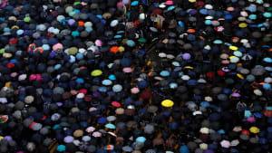 Hongkong: 500.000 Teilnehmer bei Großdemonstration erwartet