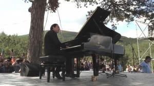 Konzert im Wald - Protest gegen Abholzung für Goldmine
