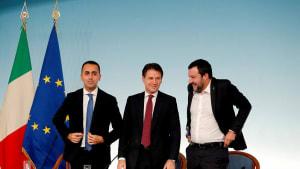 In Italien dauert die Regierungskrise an - Conte wird vor dem Senat sprechen