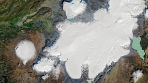 """""""Das Ende der Welt"""": Island trauert um 700 Jahre alten Gletscher"""
