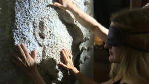 """""""Liebe ist blind"""": Ausstellung zum Anfassen in Venedig"""