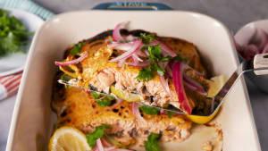 Tandoori salmon will change the way you cook fish