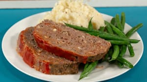 How to make Crock-Pot pizza meatloaf