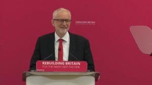 Labour-Chef Corbyn warnt vor No-Deal-Brexit