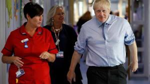 Brexit: Premier Johnson will Änderungen am EU-Austrittsabkommen