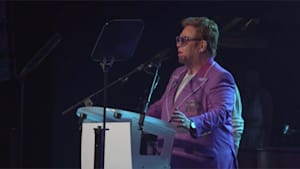 Elton John gegen die Medien: Lasst Meghan und Harry in Ruhe!
