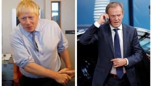 Absage an Boris Johnson: EU bleibt bei Brexit-Abkommen hart