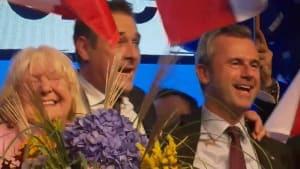 FPÖ-Chef Hofer im Strache-Spagat