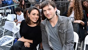 MIla Kunis and Ashton Kutcher's sweet love story