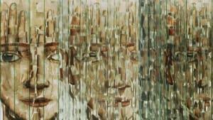 Artist's glass sculptures have hidden paintings