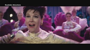 First look at Renee Zellweger as Judy Garland