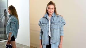 Irina Shayk und Gigi Hadid sind die neuen Gesichter von Burberry