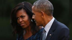 """Amerikanische Medien berichten: """"Die Obamas trennen sich."""""""