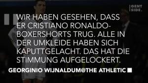 Jürgen Klopp: Mit diesem Ronaldo-Witz spornt er sein Team an