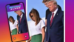 Melania Trump überrascht mit diesem lockeren Look