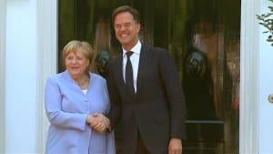 Bundeskanzlerin Angela Merkel für viel schärferes EU-Klimaziel bis 2030