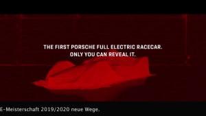"""Formula E Unlocked"" - Das Spiel zur Enthüllung des Porsche Formel-E-Autos"