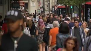 Deutlich weniger EU-Umsiedler nach Grossbritannien