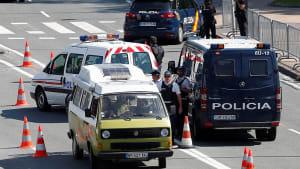 G7-Gipfel: Demonstranten und Sicherheitskräfte bereiten sich vor