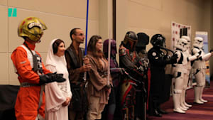 Stormtroopers, Princess Leia Help Swear In New Canadian Citizens