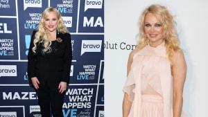 Pamela Anderson shuts Meghan McCain down