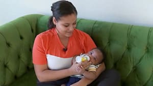 Nurse adopts preemie baby she helped deliver