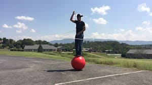 Yoga ball fails