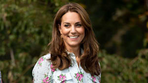 Kate Middleton stuns in $2K dress at planting