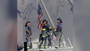 Inside the story of the missing 9/11 flag