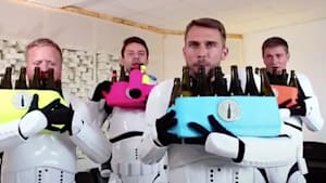 Group invents way to make music with beer bottles