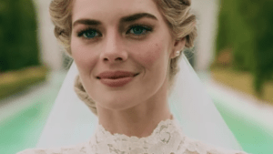 Breakout actress is Margot Robbie's doppelgänger