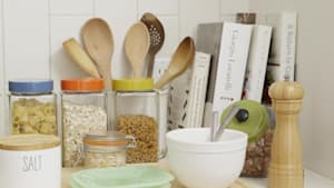 Cook in style with these tips for an organized kitchen