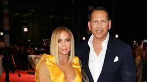 Jennifer Lopez's response to A-Rod's proposal