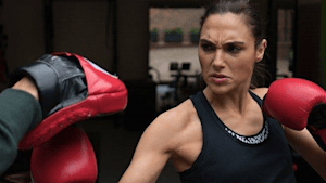 How Jason Momoa & Gal Gadot got in superhero shape