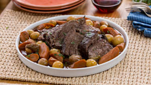 Hearty Fall: Classic Pot Roast