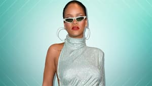 Rihanna is in a league of her own at NYFW