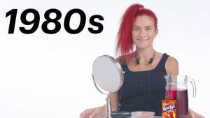 100 years of DIY beauty hacks