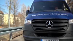 Der neue Mercedes-Benz eSprinter - Intelligent, interaktiv und innovativ