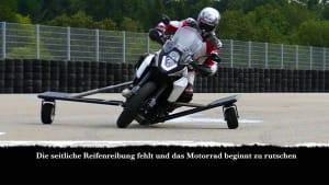 Mehr Sicherheit auf zwei Rädern - Bosch Innovationen für die Motorräder der Zukunft
