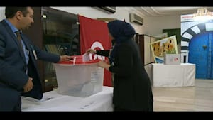 Tunesier wählen neuen Präsidenten