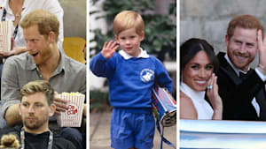Prince Harry's 9 cutest moments