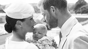 Meghan Markle shares new photo of baby Archie