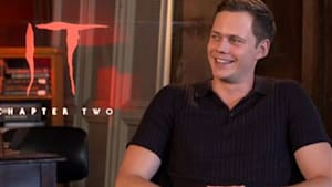 Bill Skarsgårds spielt Pennywise in IT: Chapter 2